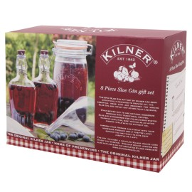 1602.040kilner 8pce slow gin set gbox