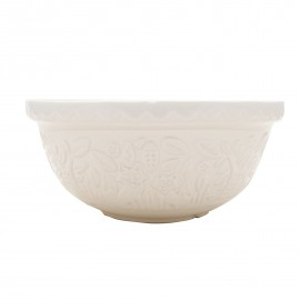 1608.006mason cash 29cm fox embossed cream mixing bowl