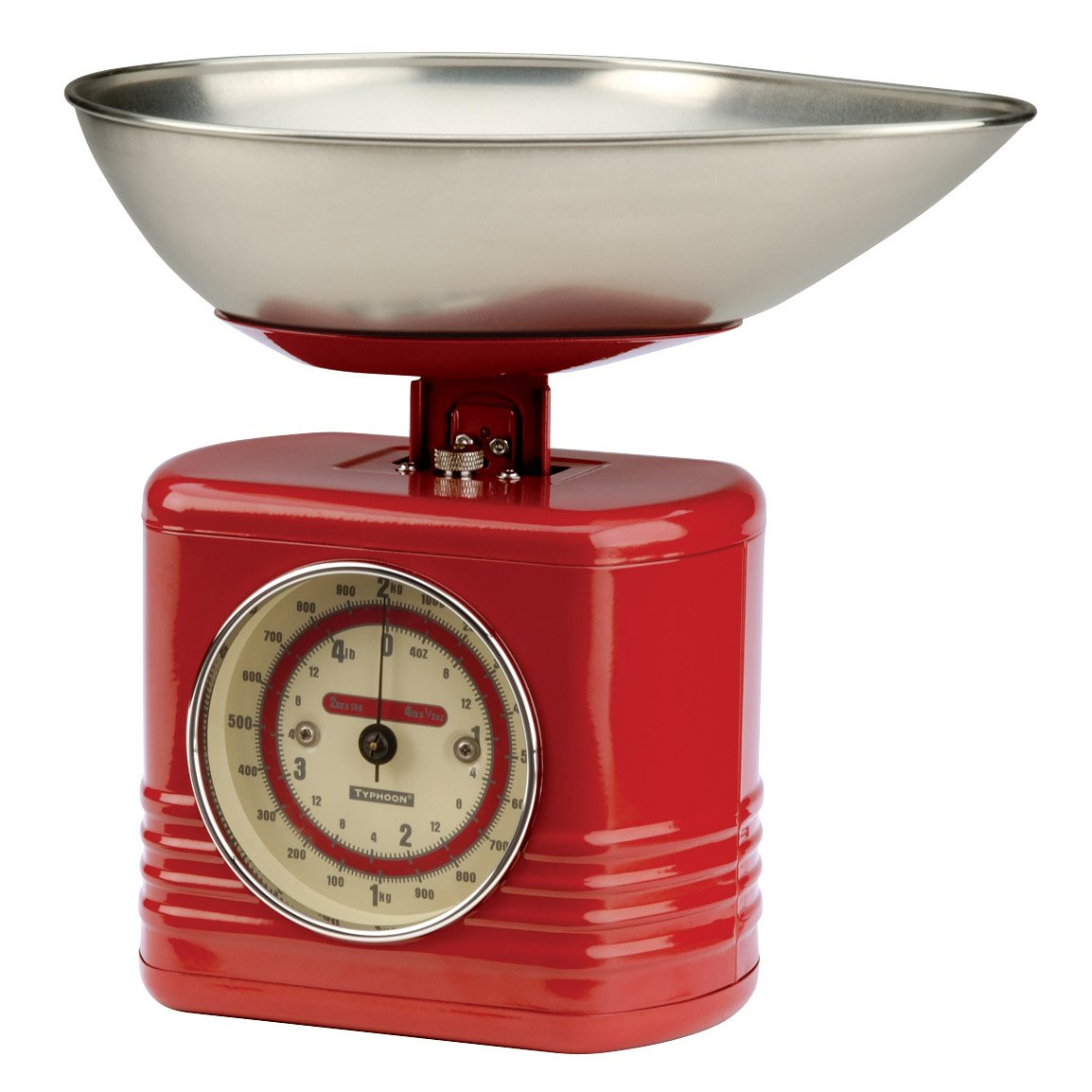 Typhoon Vintage Kitchen Red Scales
