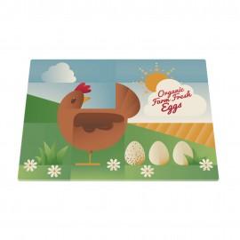 1612.078typhoon organic eggs 30x40cm rect. worktop protector