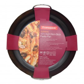 1612.301typhoon non stick paella pan