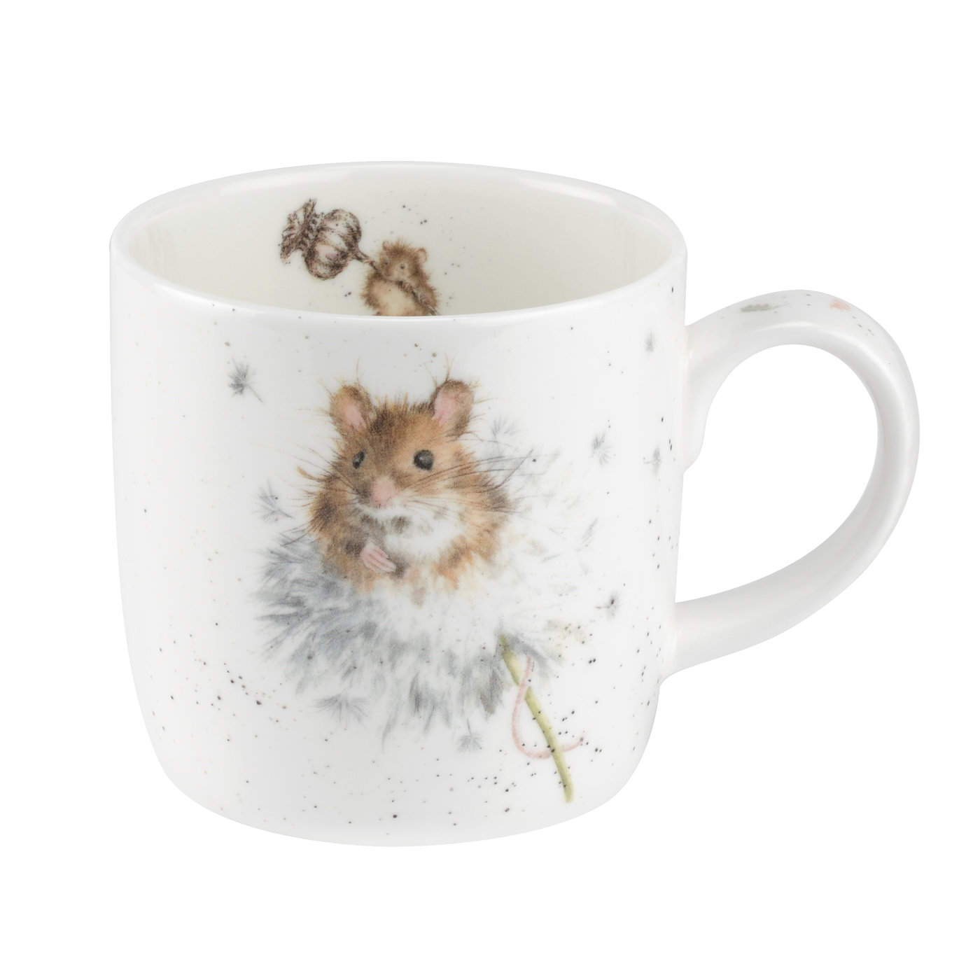 Royal Worcester Wrendale Mug Country Mice