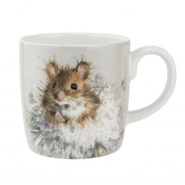 WRENDALE DESIGNS XL MUGS WRENDALE DANDELION COUNTRY MOUSE LARGE MUG HANNAH DALE MUGS ROYAL WORCESTER CHINA HEART OF THE HOME LYTHAM POTDOLLY MMQF4020-XD